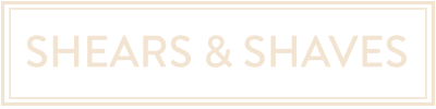 Shears and Shaves Logo